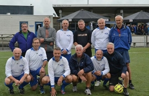 Vrijdag 6 oktober a.s.: Start Walking Football VV Zeewolde